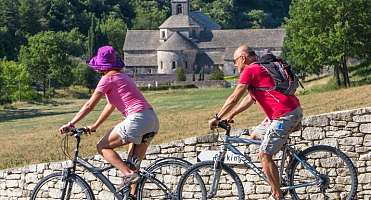 Bike in the Luberon