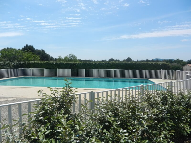 Swimming pool - Olivier Roux - Mérindol