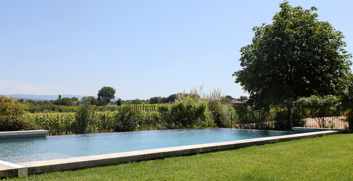 Swimming pool - Domaine Faverot - Rpbion