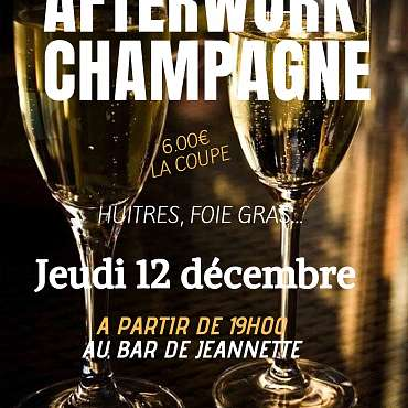 AfterWork Champagne